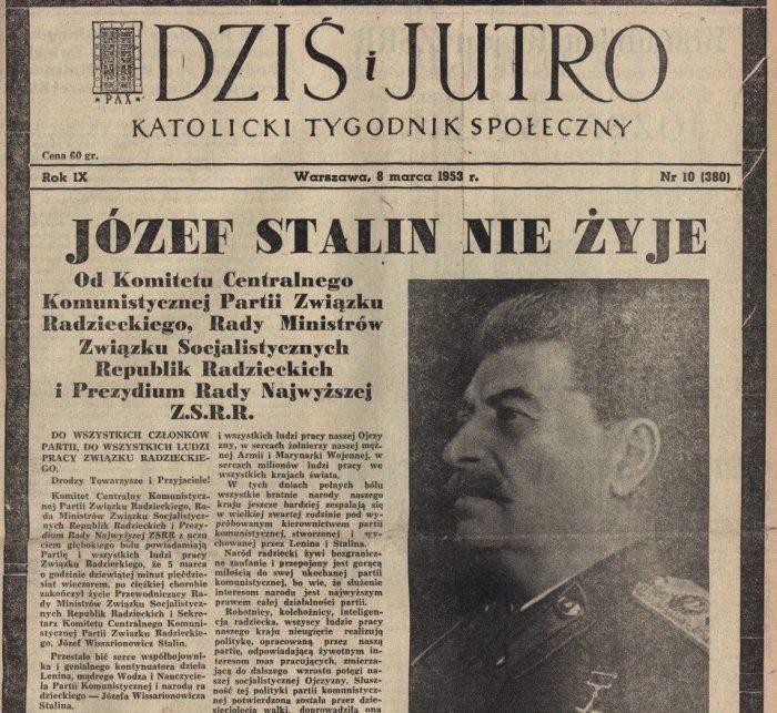 Boleslaw Piasecki: un cattolico contro la piovra vaticana e imperialista nella Poloniapopolare